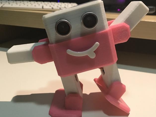 Escuela Tecnológica de Navidad Robot Otto y LEGO WeDo