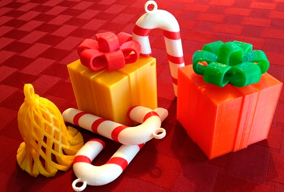 Taller de decoración navideña con impresión 3D - 15 Diciembre-